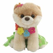 "Gund Itty Bitty Boo Hula Plush Toy 5"". Licensed Animal. NWT - $14.10"