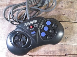 Performance Controller P041 Sega Genesis Video Game System - $5.93