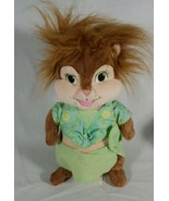 Build a Bear Eleanor Chipmunk Plush Alvin The Chipwrecked Plush Toy 2011 - $14.80