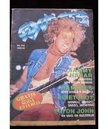 Conecte 492 Sammy Hagar Ramones Quiet Riot Elton John James Hetfield  + ... - $15.99