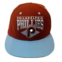 Philadelphia Phillies Cooperstown Collection Snap Back Hat MLB Baseball ... - $19.49