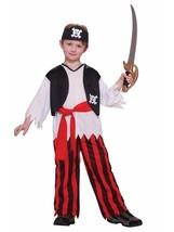 Forum Novelties Pirate Boy Costume, Child Medium - $40.34