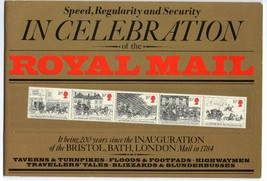 GB 1984 Royal Mail Souvenir Presentation Pack VGC Stamps. Free postage!! - $2.48