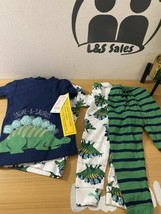 Carters 9 Month Old Boys Dinosaur Set 4pc New - $19.80