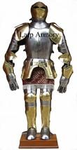 Medieval Armour Wearable Larp Italian Full Body Combat Suit Of Armor  - $899.00