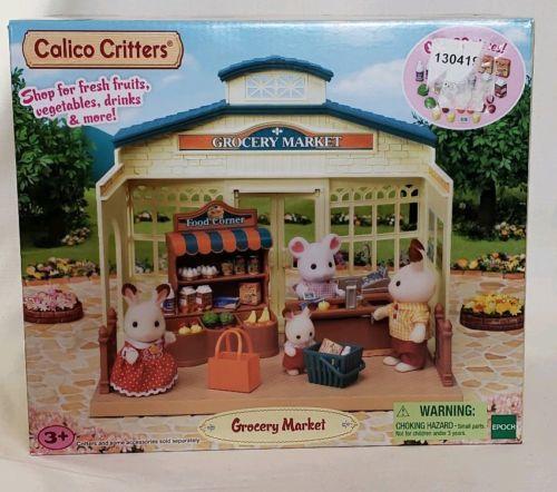 Epoch Sylvanian Families Calico Critters Dentist Office Shop Set H-14