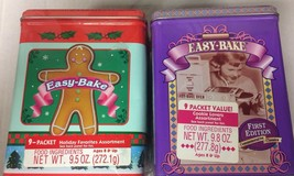New Two Easy Bake Oven First Edition Commemorative Classics Tin Sealed 1... - $37.39