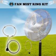 Misting Fan Kit For Low Pressure Fan Misting - $53.80