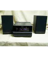 Sony Micro HiFi stereo CD Aux In AM/FM iPod HCD-BX20i CMT-BX20i w/ Speakers - $69.30