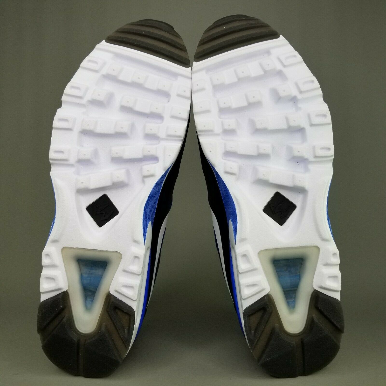 Nike Air Max MP Ultra Mark Parker Shoes Mens Size 12.5 Limited Blue Black