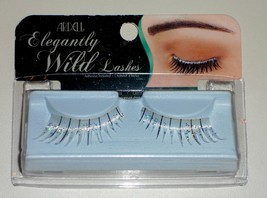Ardell Elegantly Wild Glittery Re-Usable False Lashes with Adhesive - $3.99
