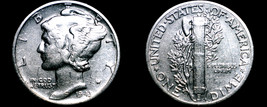 1943-P Mercury Dime Silver - $5.99