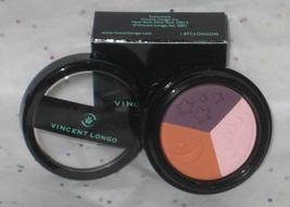 Vincent Longo Sun Moon Stars Eyeshadow Trio in Ultra Suede - NIB - Disco... - $14.95