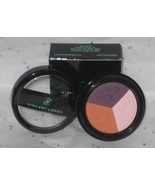 Vincent Longo Sun Moon Stars Eyeshadow Trio in Ultra Suede - NIB - Disco... - $14.95