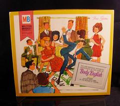 1967 Body English game - Like twister - all original - Milton Bradley -v... - $30.00
