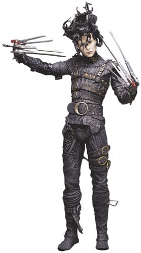 Primary image for McFarlane Toys Movie Maniacs Edward Scissorhands 7 Figure