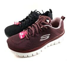 Skechers 12615 Air Cooled Memory Foam Lace Up Sneakers Choose Sz/Color - $64.00+