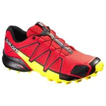 Salomon Shoes W Terenie Speedcross 4, 381154 - $191.00