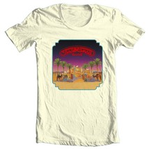 Casablanca Records T shirt retro 1970s 80s classic rock metal cotton graphic tee image 2