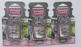 3x Yankee Candle Summer Daydream Car Jar Ultimate Air Freshener Brand New - $15.88