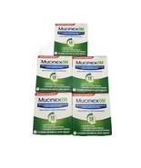 5 Mucinex DM 12-Hour Maximum Strength Expectorant & Cough Suppressant Ta... - $24.70