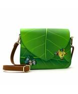 Loungefly A Bugs Life Leaf Flik Heimlich Francis Crossbody Bag Purse WDT... - £45.88 GBP