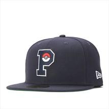 New Era Pokemon collaboration cap 59FIFTY P EIEVUI navy - $95.99