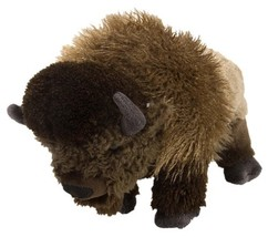 Wild Republic Bison Plush, Stuffed Animal, Plush Toy, Gifts for Kids, Cu... - $19.99