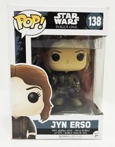 Funko Pop! Star Wars Rogue One - Jyn Erso Vinyl Action Figure - $6.99