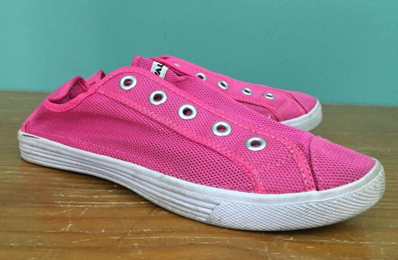 9ba7b9befc55e Airwalk Men's Bright Pink Laceless Mesh and 50 similar items