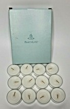 Partylite Universal Tealight Candle Acai Berry Mist V04108 Retired Scent... - $24.99