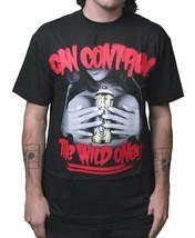 The Wild Ones Can Controllo Graffiti La Noto Travis Barker Seno T-Shirt