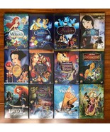Disney DVD Lot:  15 Movies - Beauty Beast, Snow White, Cinderella  & More