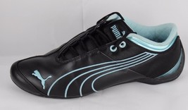 Puma Eco ortholite women  39 s black leather textile shoes lace size 8.5 -  · Add to cart · View similar items 798bb0cf7