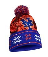 NFL New York Mets Big Logo Light Up Printed Beanie Hat - $28.95