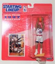 NBA Starting Lineup 1997 Charles Barkley Houston Rockets HOF SLU B4 - $9.99