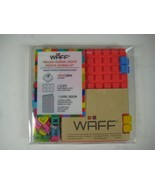 Waff Trousse Creative Journal Kit 100 Alphabet Letters, 2 Clips, 120 Pag... - $14.69