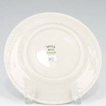 Tepco China Bamboo 4 Piece Breakfast Set Cup & Saucer, Oatmeal Bowl, Plate 2812 image 2