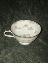 Noritake WINDSOR 5924 Tea cup Rose floral pattern Gold - $9.49