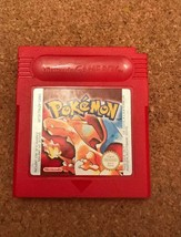 Pokemon Red Version UK Nintendo Game Boy Colour 1999 - $29.99