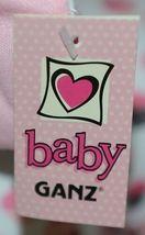 Baby Ganz Brand BG3192 Pink And Brown Ooh La La Plush Cupcake Elephant image 8