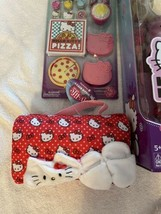 "My Life As HELLO KITTY 18"" Doll w/Sleepover Accessories Pillow & Sleeping Bag - $134.99"