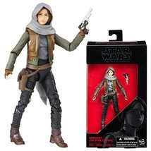 Star Wars The Black Series Sergeant Jyn Erso (Jedha) Action Figure - $20.00