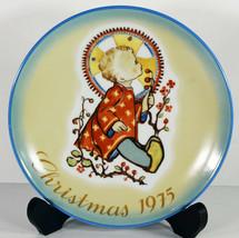 """8"""" Vintage 1975 Hummel Sister Berta Christmas Child Porcelain Plate  - $14.24"""