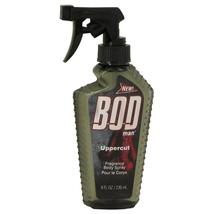 Bod Man Uppercut by Parfums De Coeur Body Spray 8 oz - $8.58