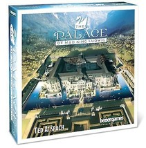 Palace of Mad King Ludwig Board Game Strategy Multi-Player Bezier Games ... - $47.99