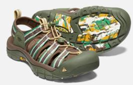 Keen Newport H2 Größe US 9 M (D) Gr.42 Herren Sport Sandalen Schuhe Dye Spiral 7