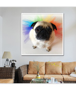 Lovely Animal Dog Diamond Painting Full Square ,Embroidery Cross Stitch,... - $14.00