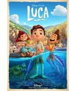 "Luca Poster Enrico Casarosa Movie Art Animated Film Print Size 24x36"" 27... - £7.89 GBP+"