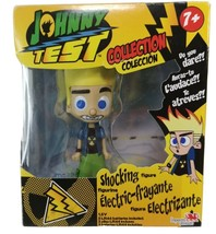 Johnny Test Collection Shocking Figure 4 Modes Warner Bros DHX Media ID02667 - $27.14